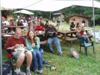 Cornucopia 2007: eating, drinking, making merry!